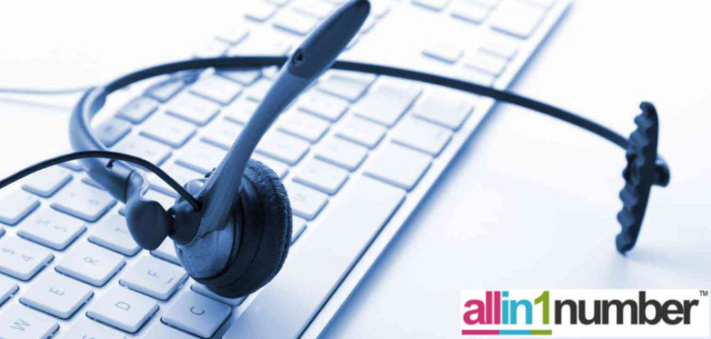 allin1number hosted Contact Centre