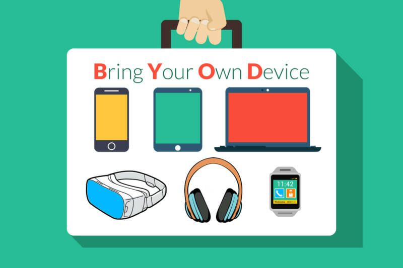 BYOD to work