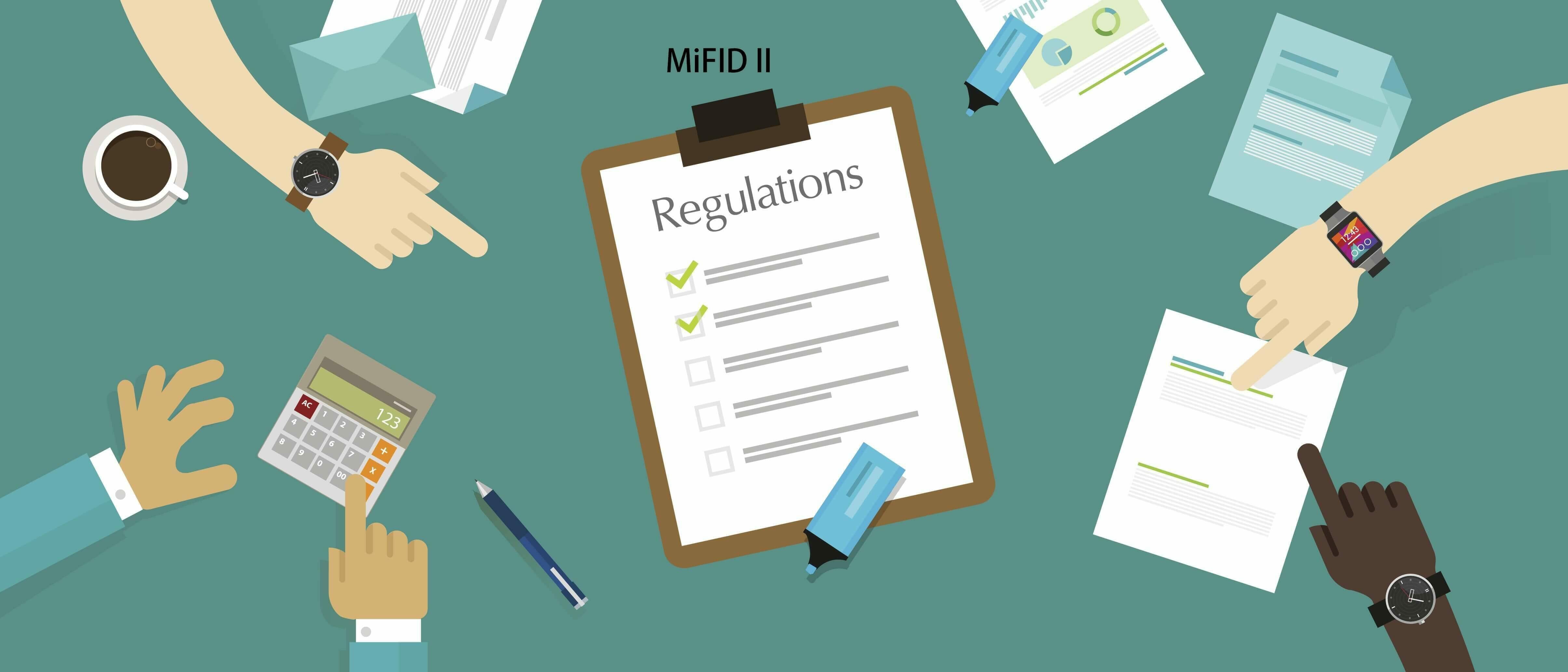 Mobile Voice recording – MiFID II