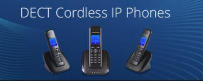 Home Working DECT ip phones
