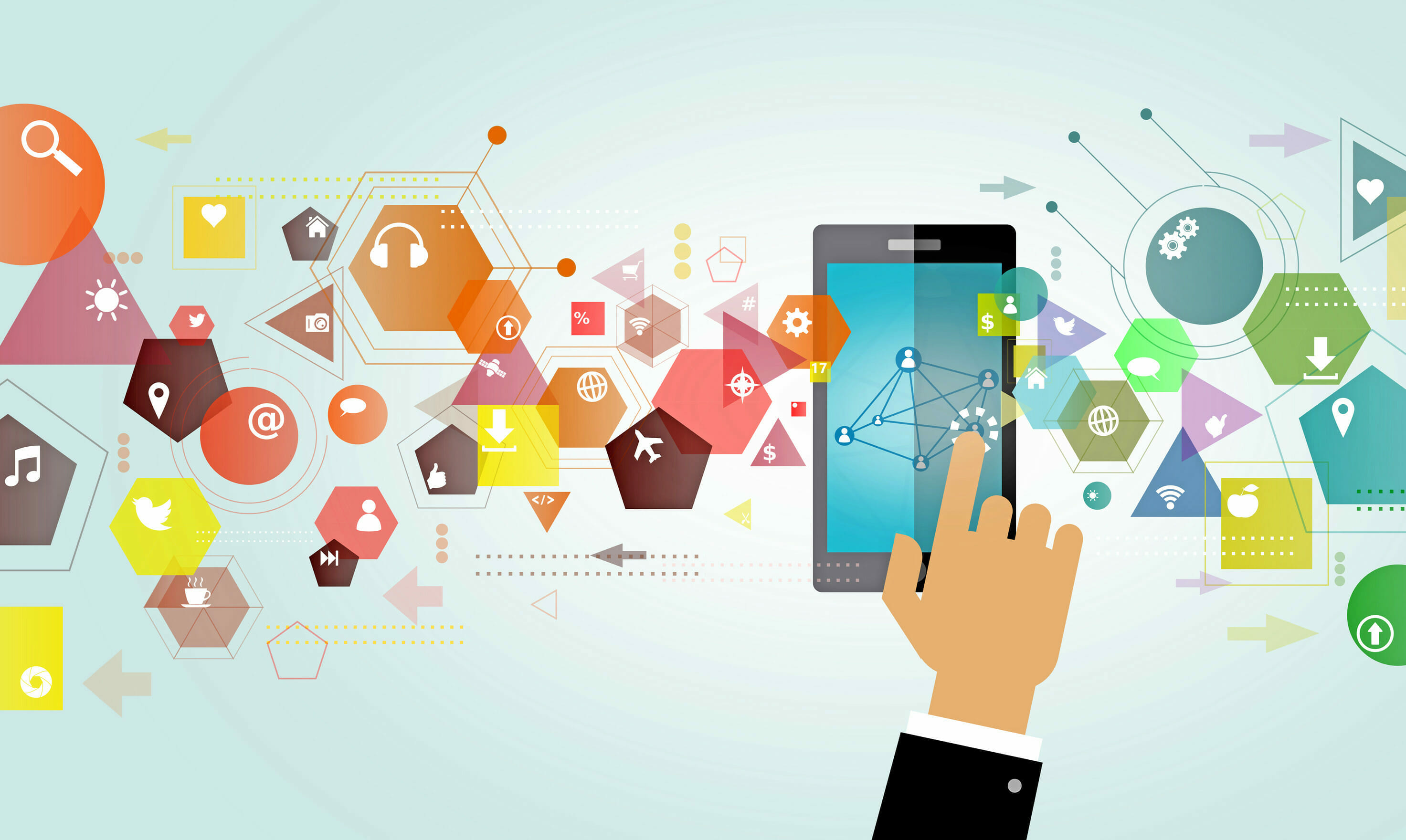 Smartphone in the cloud