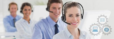 answering service provider