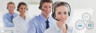 answering service provider
