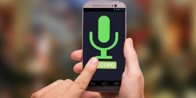 mobile voice recording