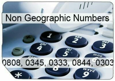 non-geographic-numbers